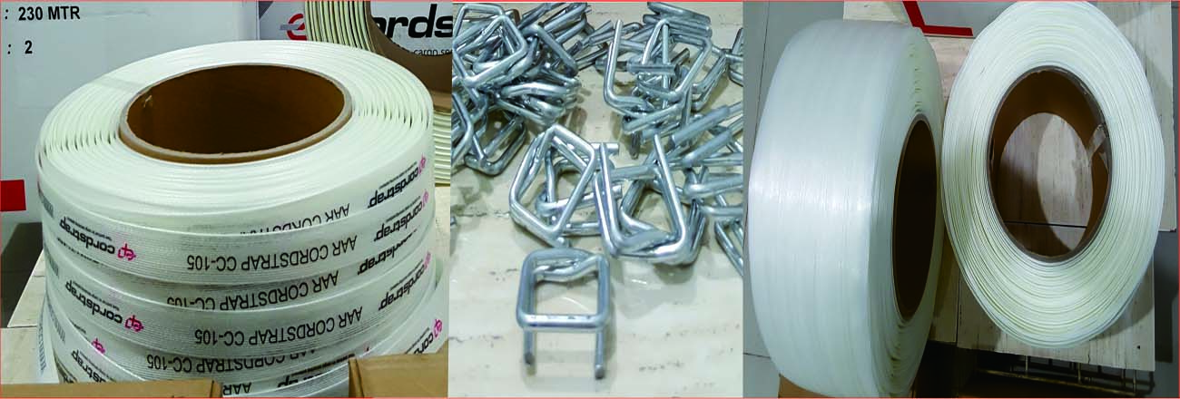 Corded Polyester Strapping Product