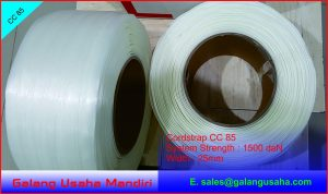 Strapping cordstrap CC85 25mm